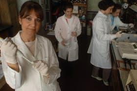 La doctora Irene Quintana