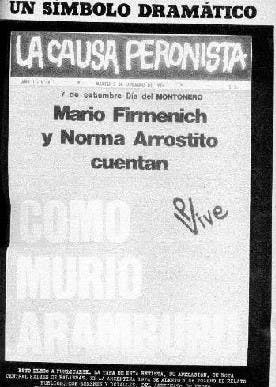 La causa peronista reveló en 1974 cómo fue el crimen de Aramburu