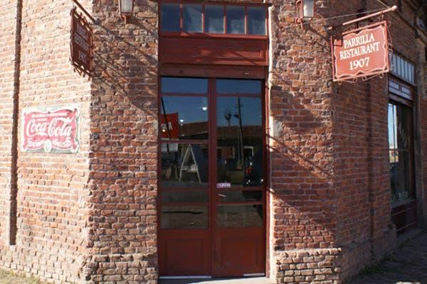 A poco más de 67 kilómetros de la Ciudad de Buenos Aires, en Luján, se encuentra este pintoresco polo gastronómico. Foto: Gentileza 1907, El jardín de Noidee y Estancia Rosada