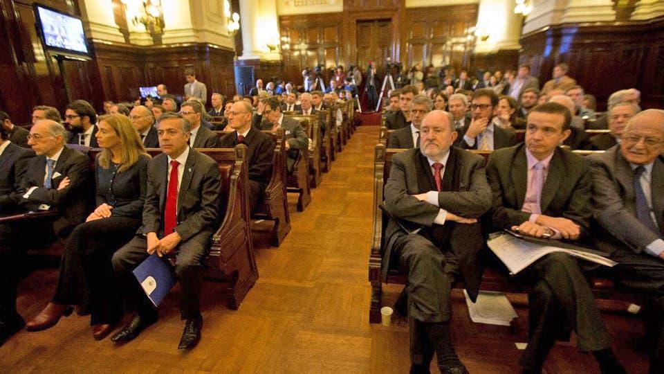La Corte objetó al Gobierno en un pleito entre Mendoza y La Pampa