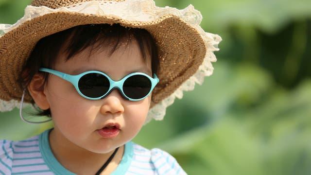 Siempre hay que respetar la edad y los horarios indicados para estar al sol