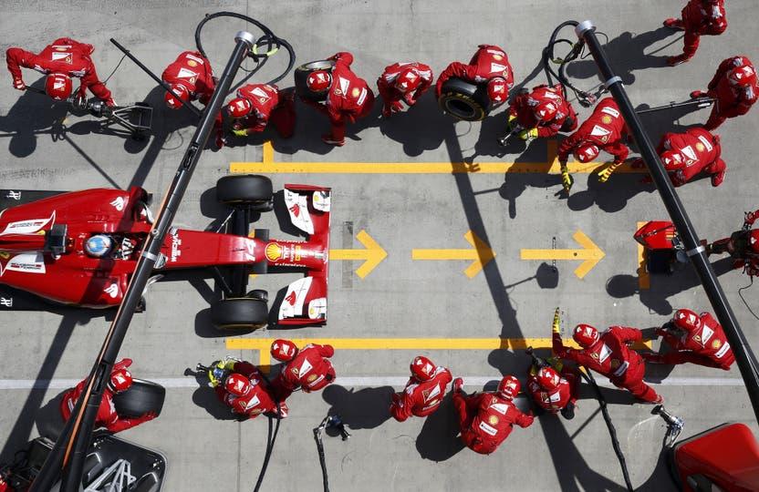 El modelo de trabajo de boxes también es seguido por distintas empresas de otros rubros