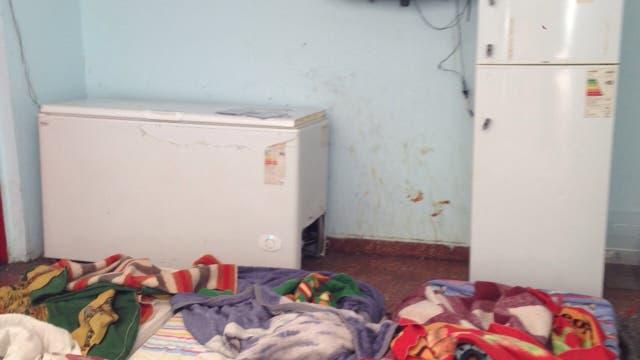 Imágenes de una habitación del penal de Rawson. Foto: Sistema Interinstitucional de Control de Cárceles