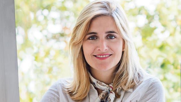 Lulu Biaus, una ocióloga experta que está aprendiendo a ser mamá