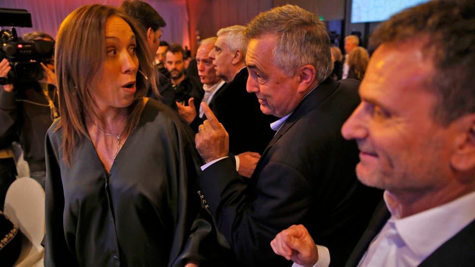 Con la presencia de la gobernadora Vidal se inauguró el 53 Coloquio de Idea Hotel Sheraton de Mar del Plata. Foto: LA NACION / Mauro V. Rizzi
