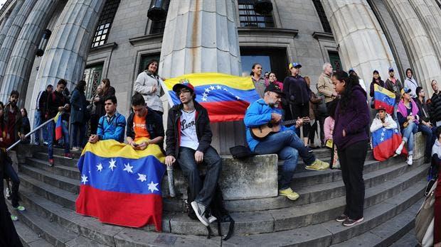 La cantidad de radicaciones de venezolanos en la Argentina no para de crecer desde 2009
