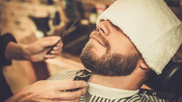 Las barbaerías volvieron con todo