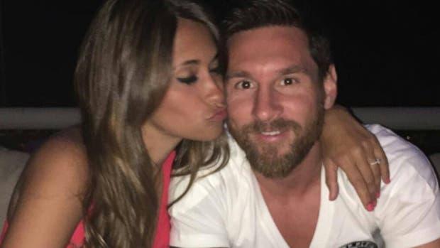 Neymar Jr. saludó a Lionel Messi con emotivo mensaje en Instagram