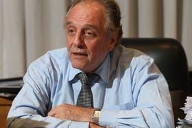Carlos Heller se refirió a la caída del mercado inmobiliario