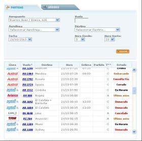 Varios vuelos fueron demorados en Ezeiza