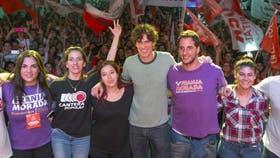 Martín Lousteau, durante el Congreso de la Juventud Radical en Córdoba
