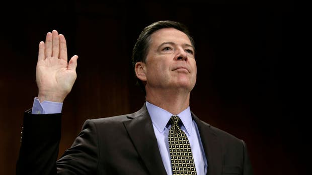 El director del FBI dijo que le da nauseas pensar que pudo alterar la elección