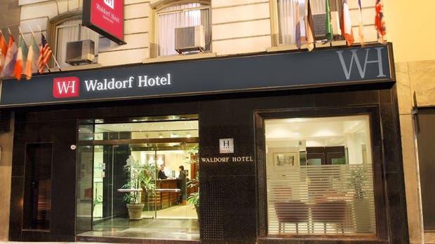 El hotel Waldord, que según Margarita Stolbizer, pertenece a la ex presidenta Cristina Kirchner