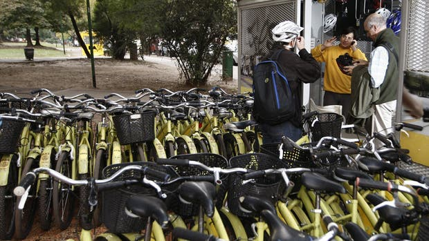 La bici se fortalece como un medio de transporte sustentable y alternativo al auto