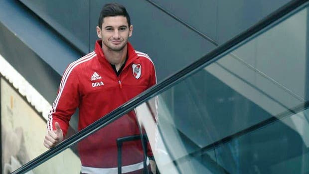 Lucas Alario seguirá su carrera en Bayer Leverkusen