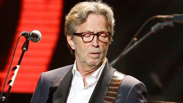 Eric Clapton habló sobre el drama que atraviesa