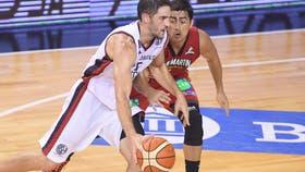Marcos Mata, figura de la final