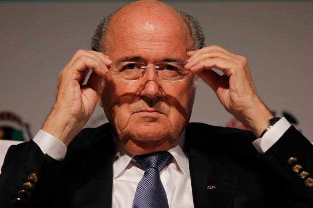 Blatter minimizó las críticas sociales al Mundial de Brasil