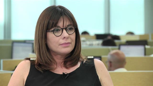 Ana Gerschenson, actual directora ejecutiva de Radio Nacional