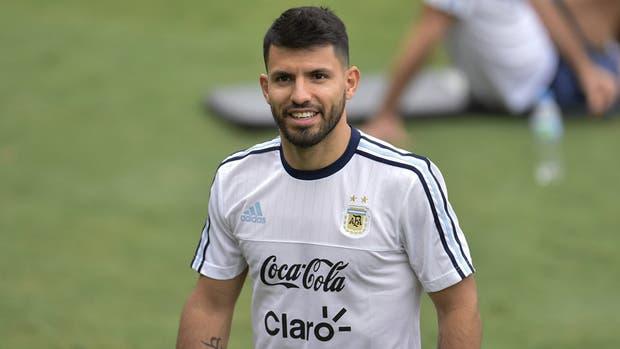 Sergio Agüero, uno de los jugadores cuestionados