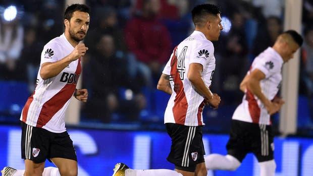 El River alternativo se durmió y Atlético de Tucumán se lo empató