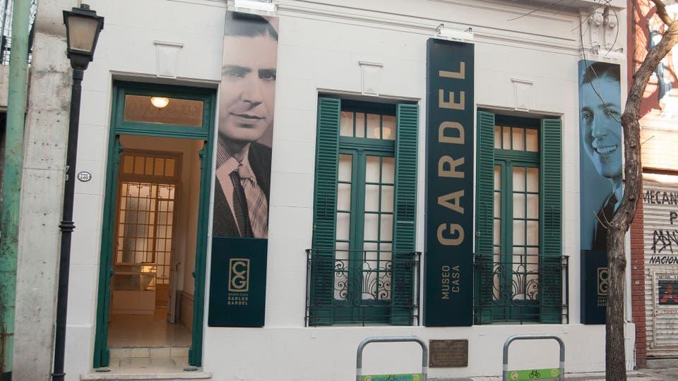 Museo Casa Carlos Gardel. Foto: LA NACION / Patricio Pidal/ AFV