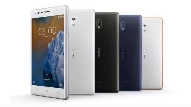 Nokia 3310: así luce la versión presentada en el MWC 2017