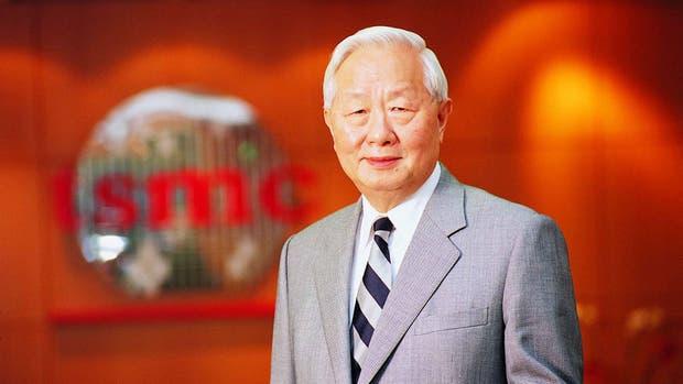 Morris Chang, el fundador de TSMC