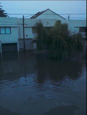 Tolosa, la zona platense más afectada por el temporal de anoche