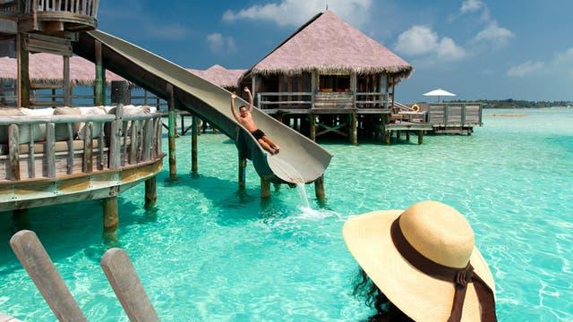 Gili Lankanfushi Maldives, en Maldivas