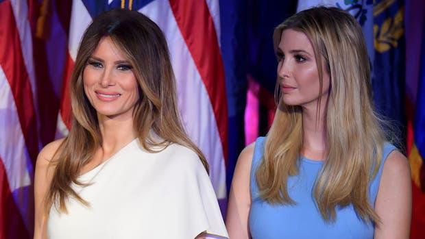 El lado B de la visita de Trump al Papa: las agendas de Ivanka y Melania