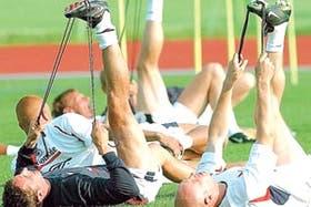 El día después; así quedó el plantel de Inglaterra después del intenso entrenamiento en Corea