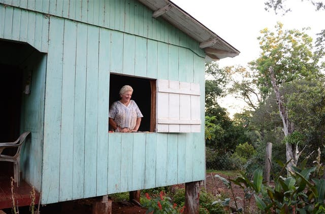 La casa de doña Helga