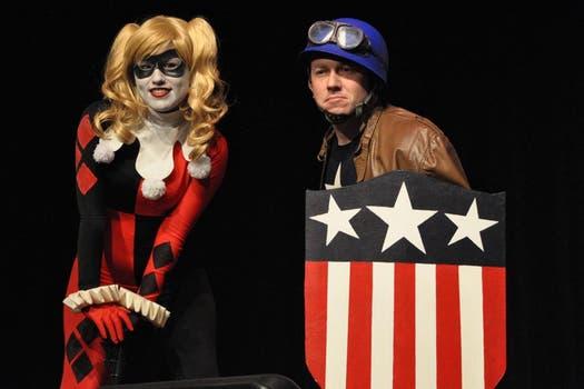 La FanSCI es un evento que une a los fanáticos de diferentes personajes e historias en un sólo lugar, por un fin de semana, dos veces al año. Foto: LA NACION