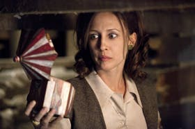 Vera Farmiga, investigadora paranormal