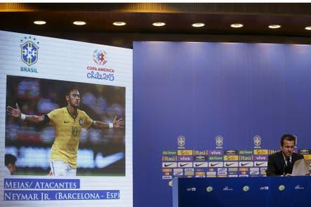 Brasil, el adelantado: Dunga anunció el plantel para disputar la Copa América de Chile