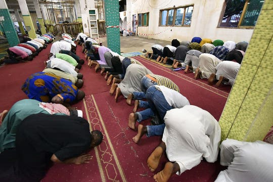 El Ramadán tiene tres fechas importantes: el inicio, la noche del decreto (Lailat el Qadr) y el día en que finaliza el ayuno. Foto: AFP