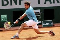Pella estuvo al borde de un gran triunfo, pero cayó en un partidazo contra Simon en Roland Garros