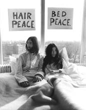 Yoko Ono, la gran provocadora