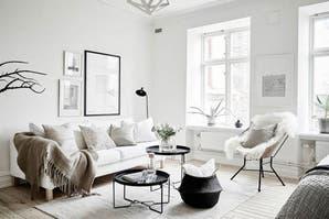 Claves para lograr un ambiente con estilo escandinavo