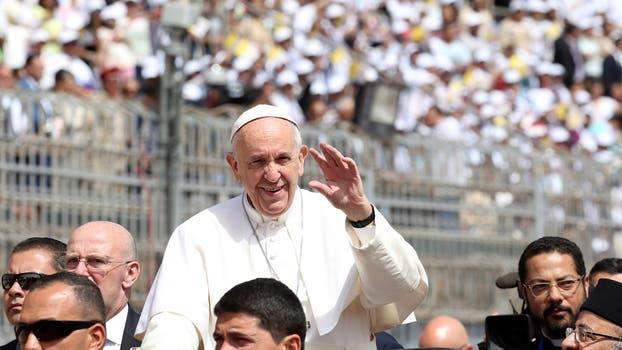 """""""El único extremismo que se permite a los creyentes es el de la caridad"""", recordó el Papa en su homilía."""