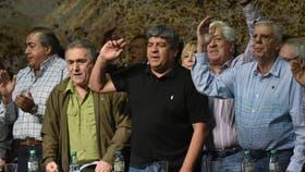"""""""Nosotros no somos Brasil. En la primera que quieran meter la reforma se viene una pelea importante"""", dijo Pablo Moyano"""