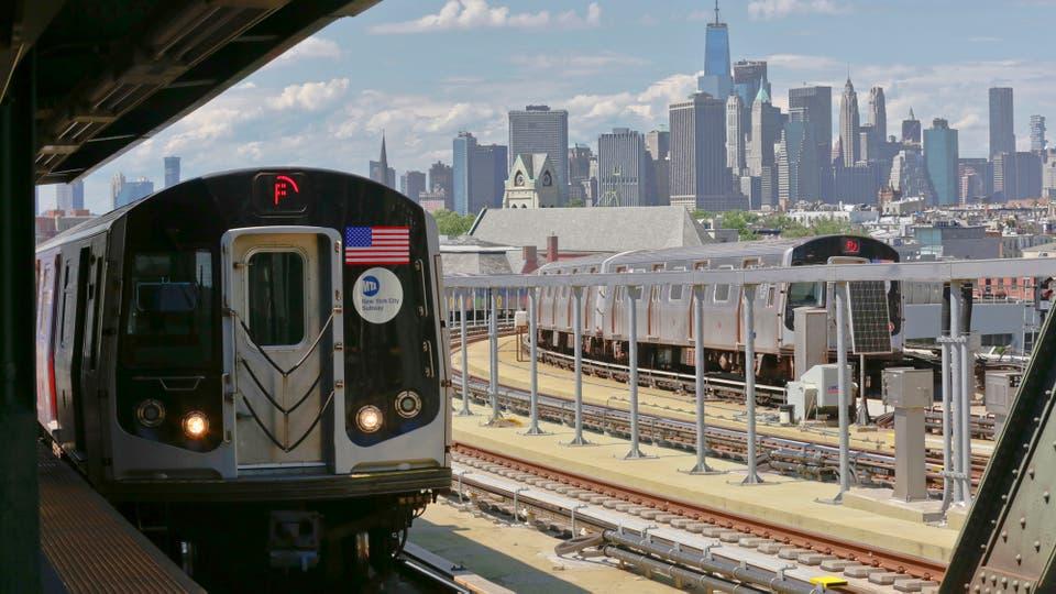 """La estación """"Smith Street"""" en Brooklyn"""