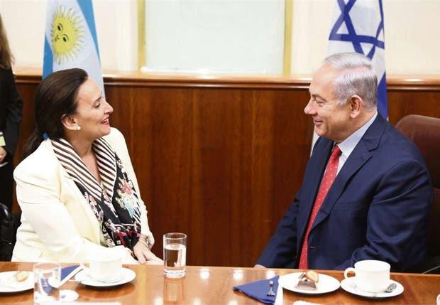 Mientras Macri está de vacaciones, Michetti viaja a Israel