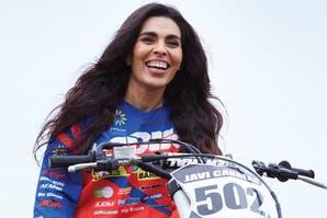 La historia de la mujer que venció todos los prejuicios y ahora es campeona de motocross