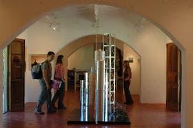 La estancia La Cinacina, donde expone el colectivo de arte Fin Zona Urbana