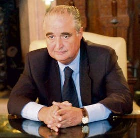 El procurador Esteban Righi
