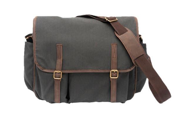 ¡Sorprendelo con este bolso pañalero! (Globba, $680).