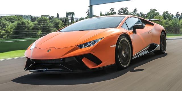 El Lamborghini Huracán Performante