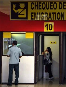 Esperas en Migraciones de La Habana